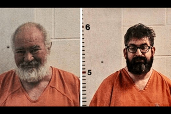 Oklahoma men arrested for bizarre crimes including drugs, cannibalism and castration