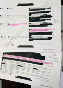 Declassified FBI spreadsheet shows agency used media reports to support Steele collusion claims
