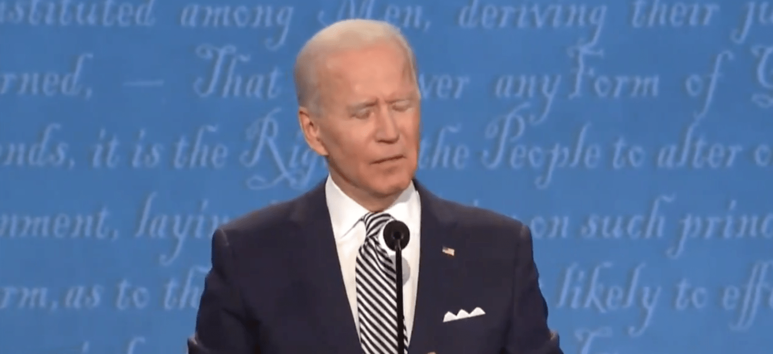 Fact check: Joe Biden claims he doesn't support The Green New Deal