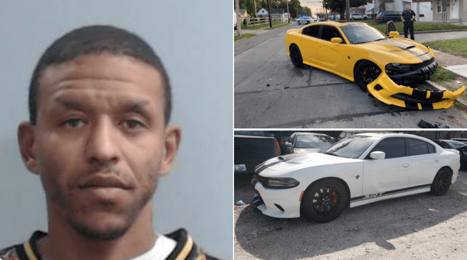 Man arrested for using stolen identities to buy luxury cars and lease apartments