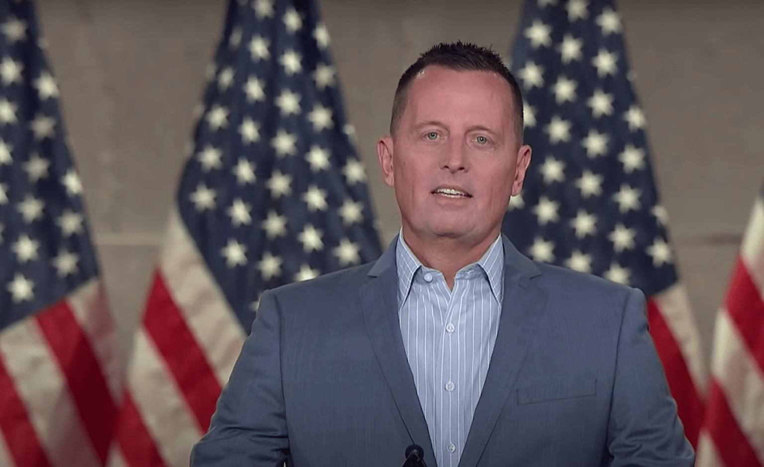 "Richard Grenell: ""President Trump is the best President the gay and lesbian community has ever had."""