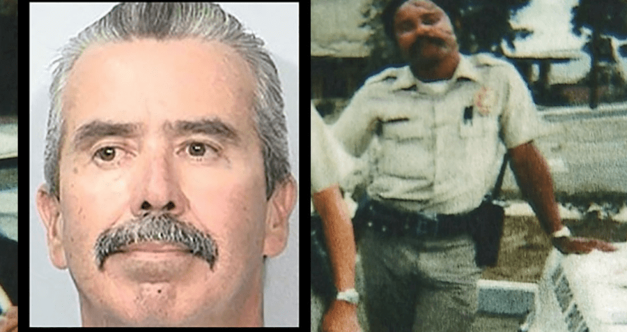 A convicted cop killer has been granted parole in California - but it turns out he's going to stay in prison