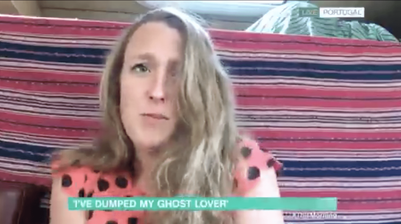 Wedding called off after woman says her ghost fiancé cheated on her.  No, really.