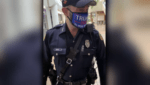 Report: Miami officer photographed in uniform wearing pro-Trump protective face mask will be disciplined