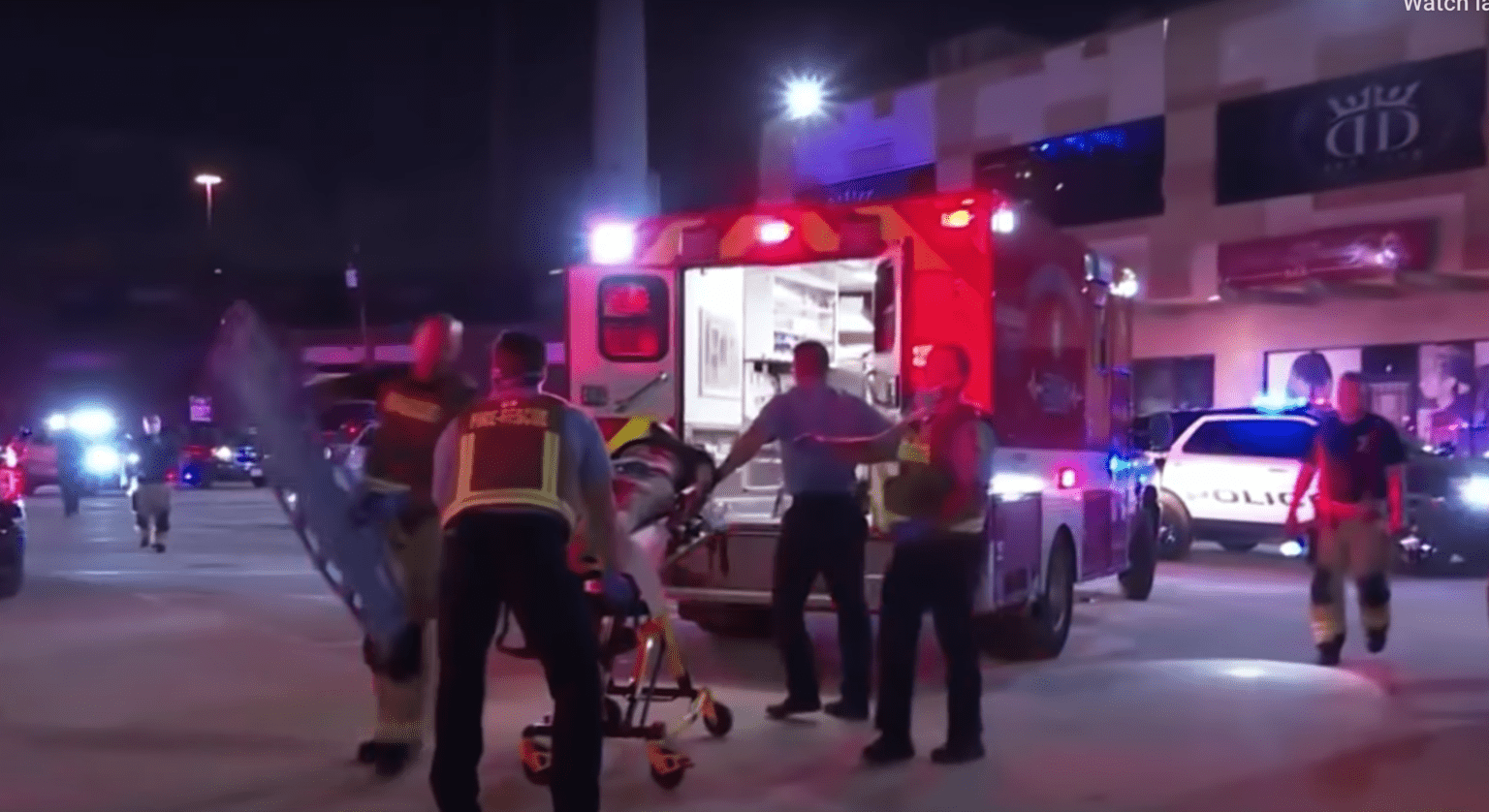 Three people shot dead during a party at nightclub in Democrat-run Houston