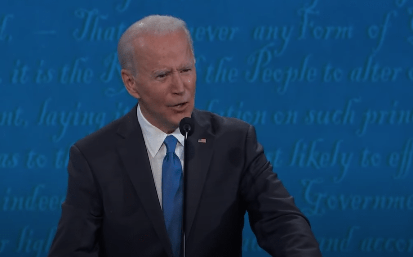 During final presidential debate, Trump presses Biden on lack of criminal justice reform while Obama was in office