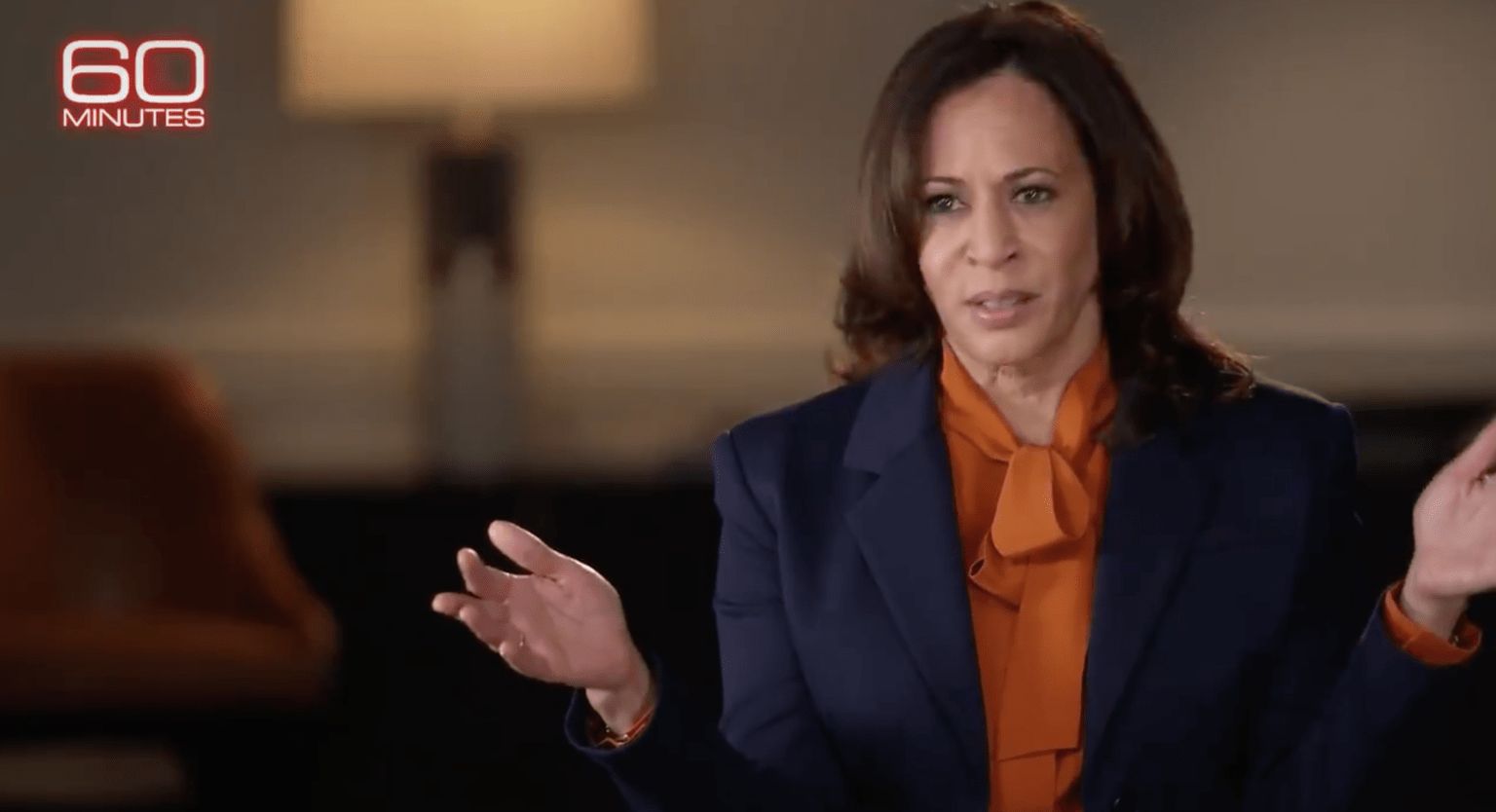 Kamala Harris caught spreading multiple lies about President Trump on 60 Minutes - here they are