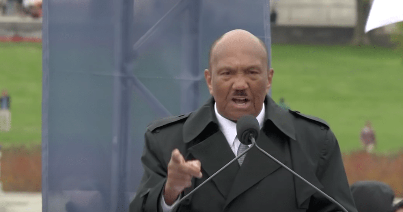 Another civil rights leader endorses President Trump: 'A President who believes in giving a hand-up, not a hand-out'