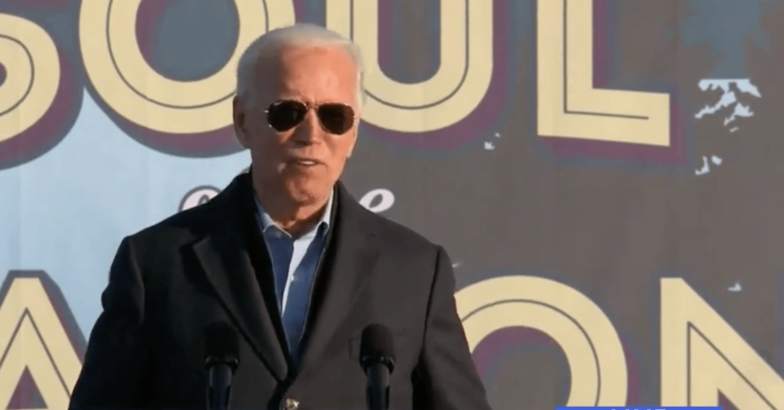 Biden has mini-meltdown: Calls group of Trump supporters 'ugly folks'