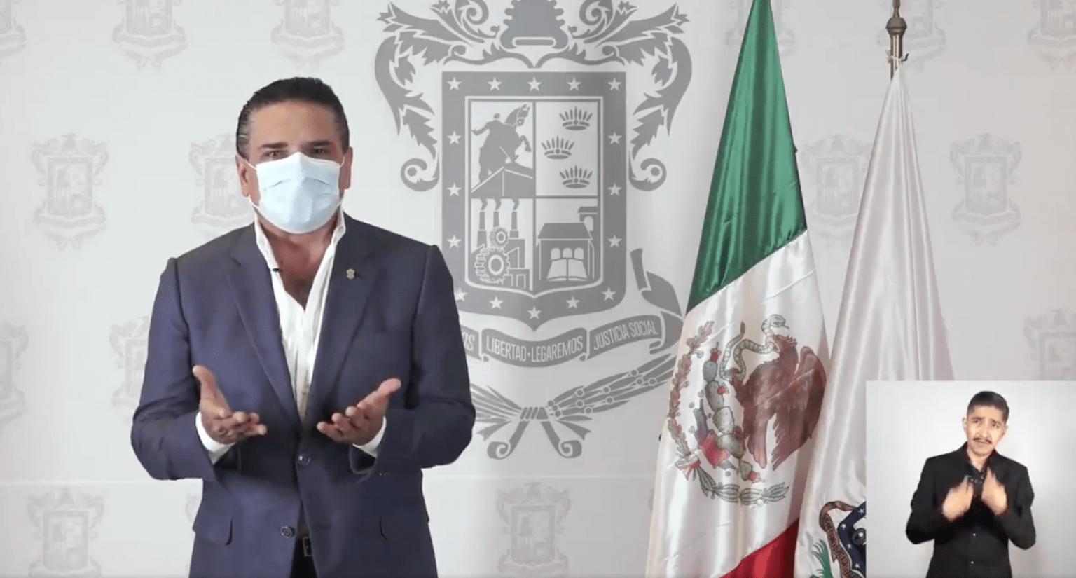 Mexican governor with cartel ties endorses Biden, then gets called out by Mexicans online