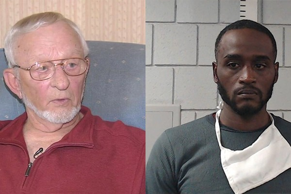 Messed with the wrong guy: Elderly Vietnam Vet holds home invasion suspect at gun point until police arrive