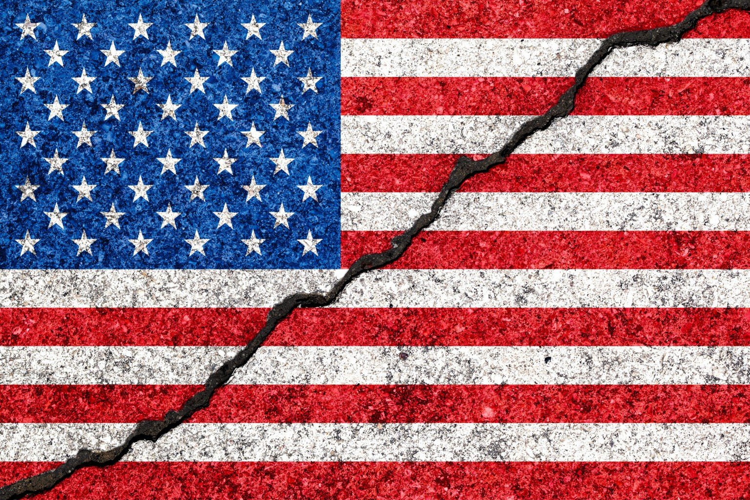 A fractured America: We're being divided by our own media - and the country may never recover.