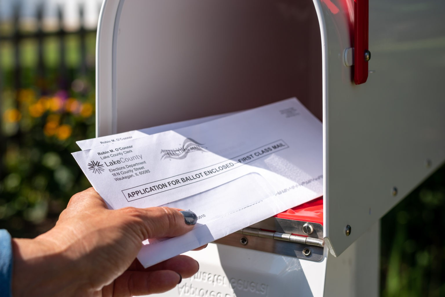 Investigation launched after dozens of mail-in ballots that went undelivered in Florida have been discovered