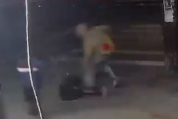 Video: Unprovoked mob beating causes victim to lose his eye - this is de Blasio's New York City