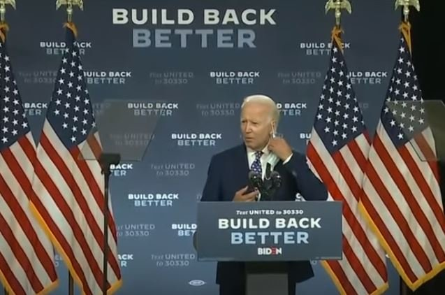 "Think Biden's ""Build Back Better"" slogan is just a cheesy phrase? Think again...it's much worse."
