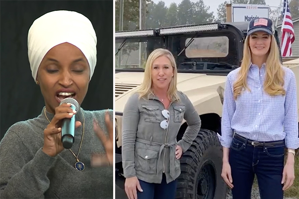 Rep. Ilhan Omar gets absolutely destroyed on Twitter after trying to troll Georgia GOP women