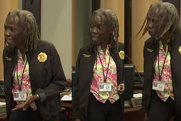 """Cop-hating Portland city commissioner Jo Ann Hardesty now blames police, """"white supremacists"""" for Lyft incident"""