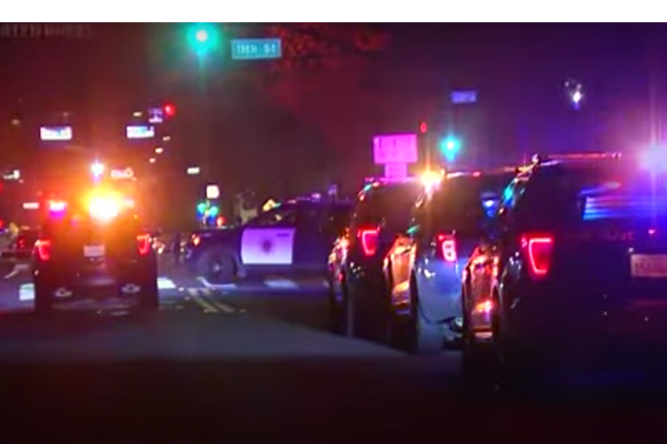 'Mass stabbing' in California leaves at least two dead, others injured. Media would have got nuts if it was a mass shooting.