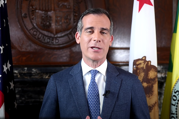 Seriously? L.A. mayor claims that increase in homicides was not caused by defunding the police