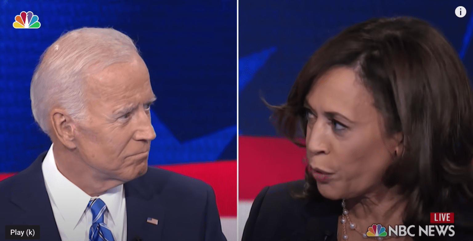 Kamala Harris appears to aim final appeal for election support...to illegal migrants