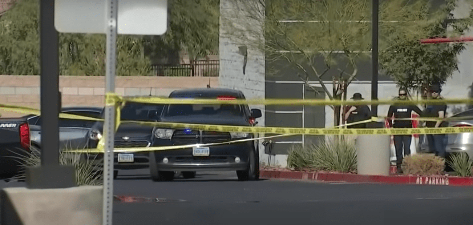 Police take out gunman after he shoots and kills three people and injures another near Las Vegas