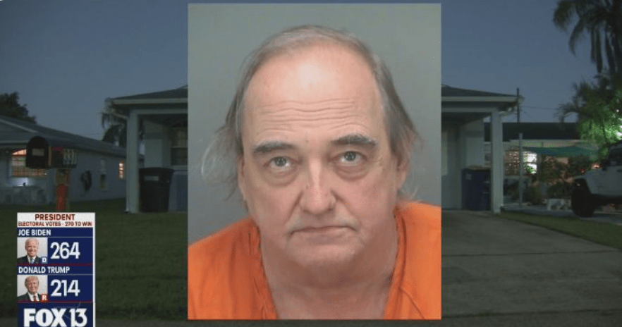 Florida man arrested for threatening to kill Trump voters and 7 GOP leaders