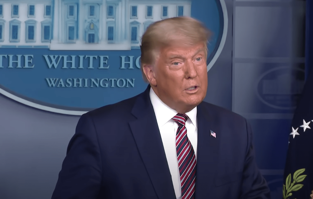 Trump: Joe Biden 'has not been certified as the winner' of anything, 'election is far from over'