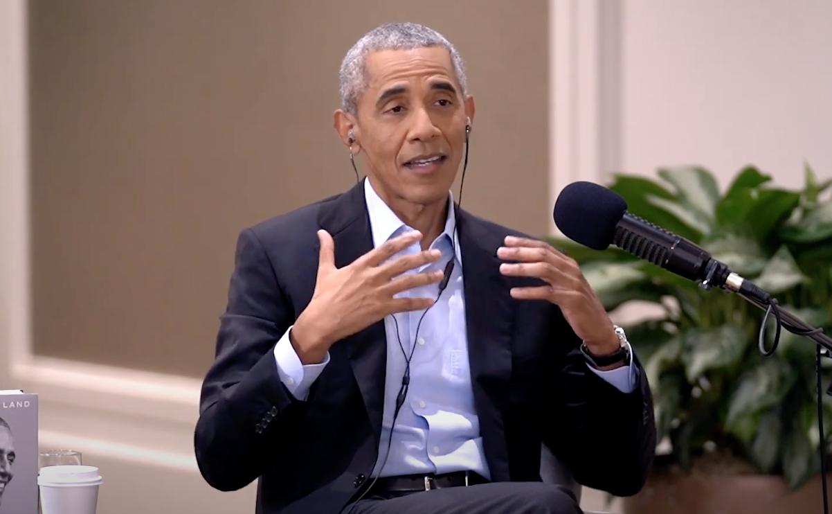 Hypocrite: Obama attacks President Trump over same cages he used at border during his presidency