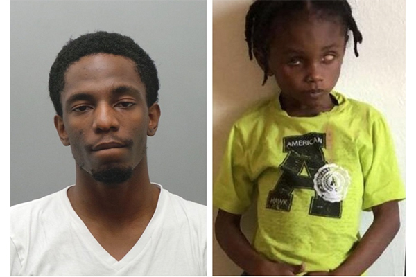 Police: Man beat girlfriend's special-needs five-year-old to death while mother was in hospital giving birth