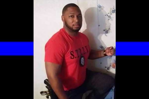 Officer down: Shot and killed in cold blood while investigating another shooting