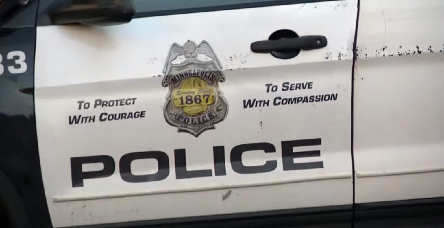 Minneapolis Police Department suffers deep budget cuts - Screenshot courtesy of KARE11 on YouTube
