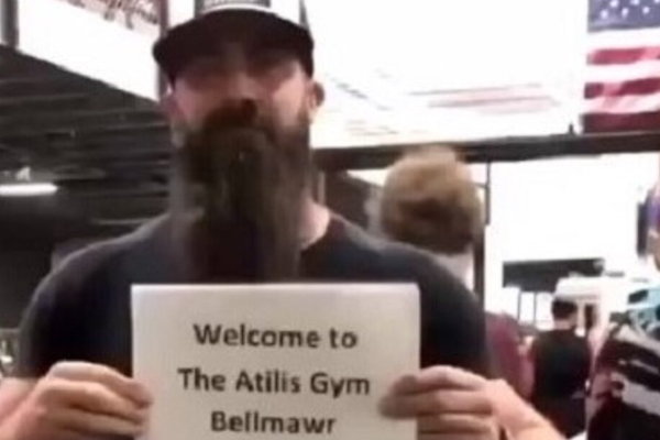 """New Jersey gym owner defies NJ Governor : """"I do not ask for permission. I do not ask for forgiveness. You work for us."""""""