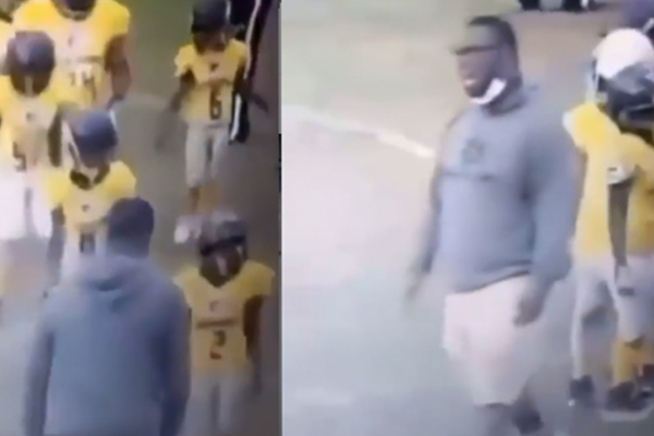 Football coach expelled from league, fired from job after video shows him repeatedly hitting young player