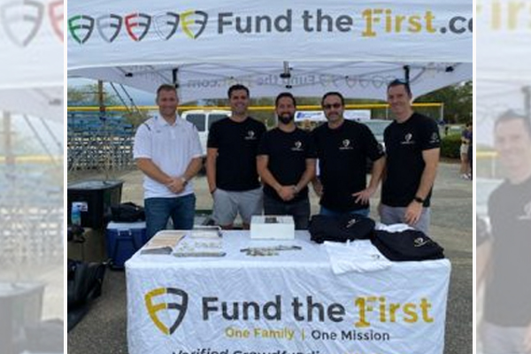 NYPD detective builds crowdfunding website exclusively for first responders and military