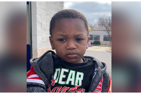 Horror: Police say toddler, 2, abandoned outside Mississippi Goodwill with a change of clothes