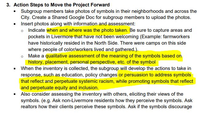 """California city 'committee' conducting """"inventory"""" of 'racist symbols', includes Thin Blue Line flags"""