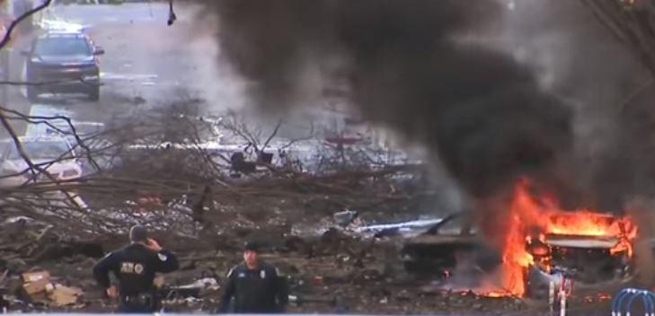 More than 24 hours after Nashville explosion, many 911 communications and AT&T internet spots remain out