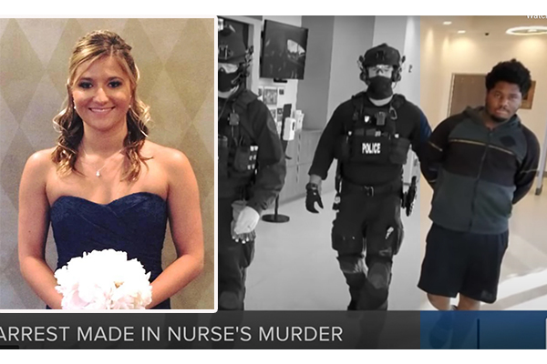 Man arrested in fatal Nashville nurse shooting - turns out he'd previously shot grandma, other family members
