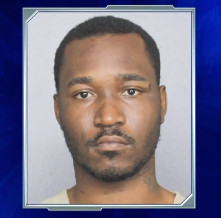 Brutal Florida man stabs woman in the eyes, breaks his mother's arms, throws baby through a window