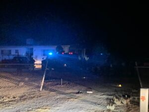 Nevada police take fire from active shooter - deputies warn everyone to stay in their homes