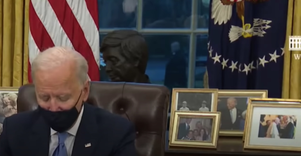 Biden's America: Native American tribe calls president's drilling freeze 'direct attack' on sovereignty