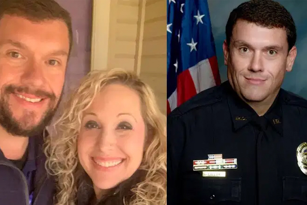 Police chief goes viral, gets arrested after accusations that he lead a triple life - marriages, girlfriends and more