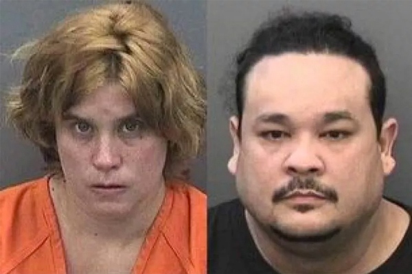 Couple arrested for handcuffing boy, locking him in a closet for 16 hours a day
