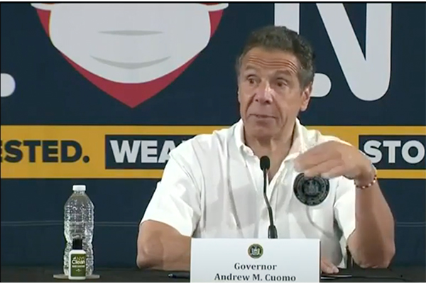 NY business owners slam Gov. Cuomo for Bills playoff game 'exception': 'He's a total hypocrite'