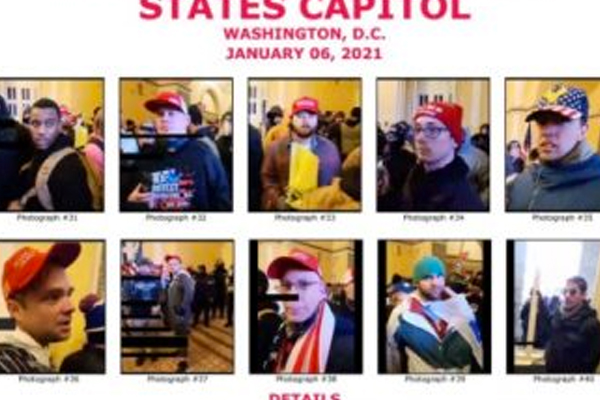 Freedom and jobs at risk as online sleuths and federal authorities work to identify Capitol rioters, get them fired