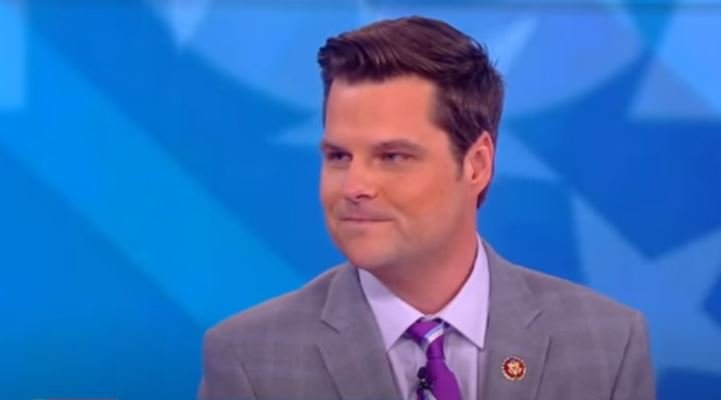 "Gaetz: ""Biden administration will use national security to go after political opponents"""