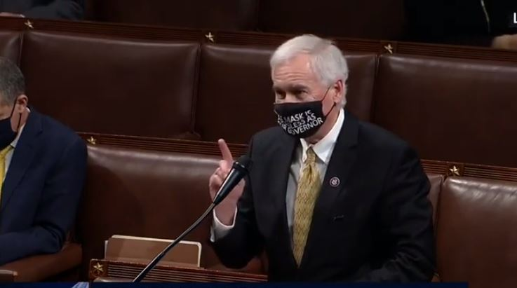 Rep. McClintock: DC riot could have been avoided if Black Lives Matter rioters had been prosecuted last summer