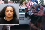 California activist charged for ramming a car into Trump supporters now accused of beating two men at another protest
