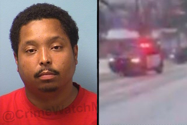 Got him! Assault charges filed against man for starting shootout with Minneapolis police