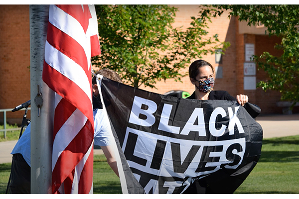 Proposed bill in Vermont would ban Black Lives Matter and other 'political' flags from schools grounds